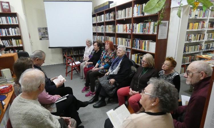 Versbarátok klubja - Az anyanyelv nemzetközi napja