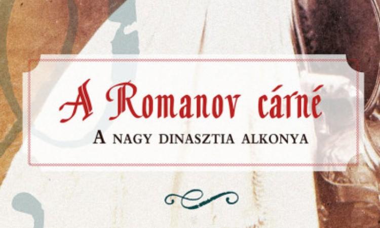 C. W. Gortner: A Romanov cárné