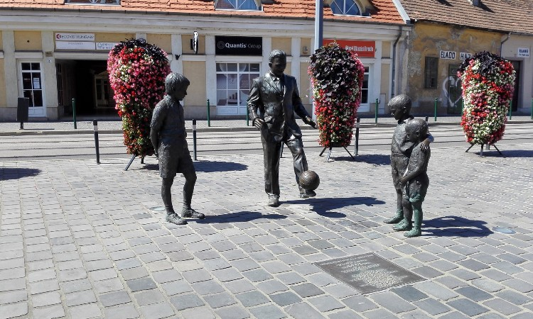 Aktuális kulturális - A magyar labdarúgó-válogatott májusi nagy napja 1954-ben