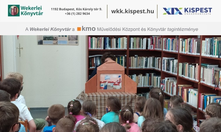 Péntek esti mesék - Papírszínházas mesék és őszi bütykölde gyerekeknek