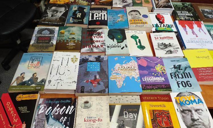 Új év - új hónap - új könyvek a Wekerlei Könyvtárban