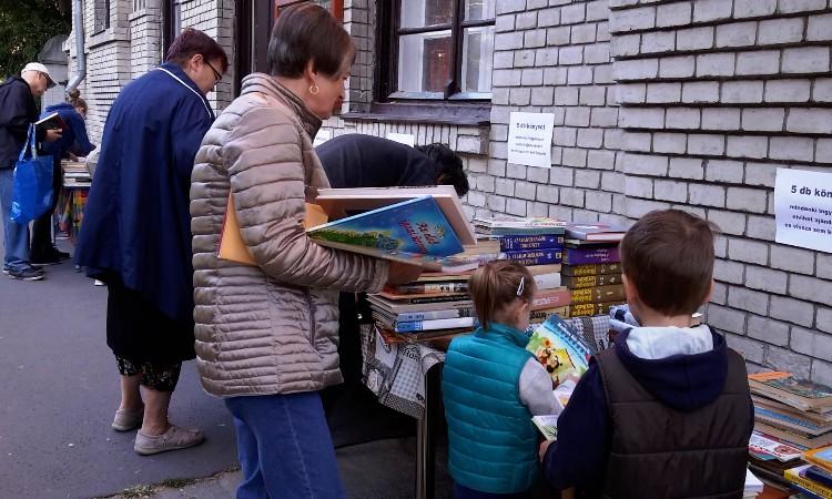 Őszi Könyves Ajándék Napok - Könyves szombat és hétfő
