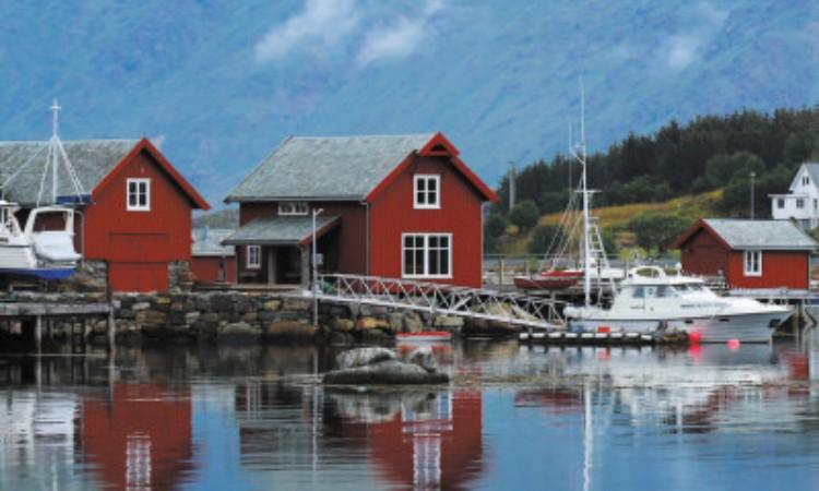 Zelei Anna: Norvég utakon - Kalandozások a fjordok között
