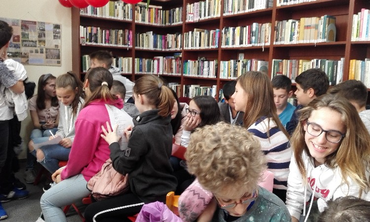 Északi Irodalom Hete a Wekerlei Könyvtárban