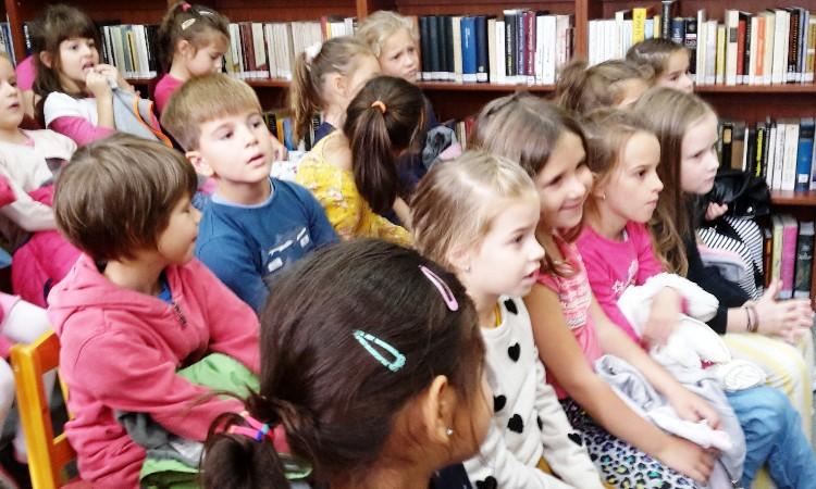A népmese napja kispesti óvodás és iskolás csoportoknak