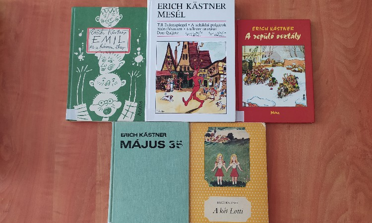 Olvasson online Erich Kästnertől!