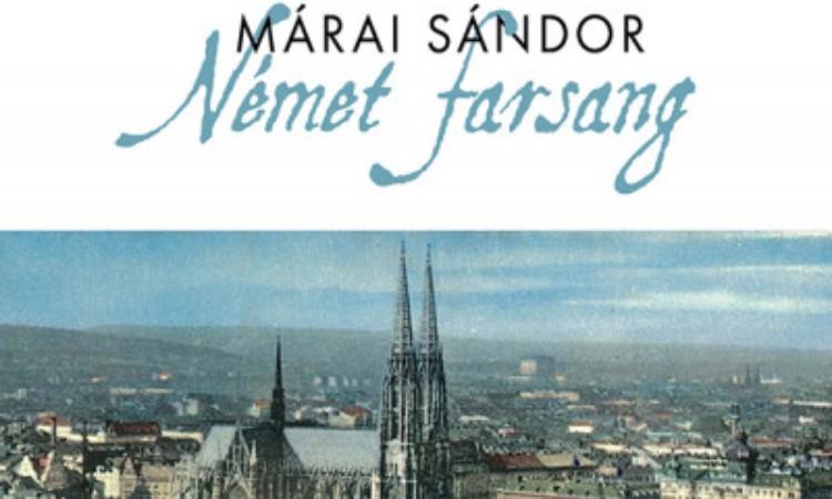 Márai Sándor: Német farsang