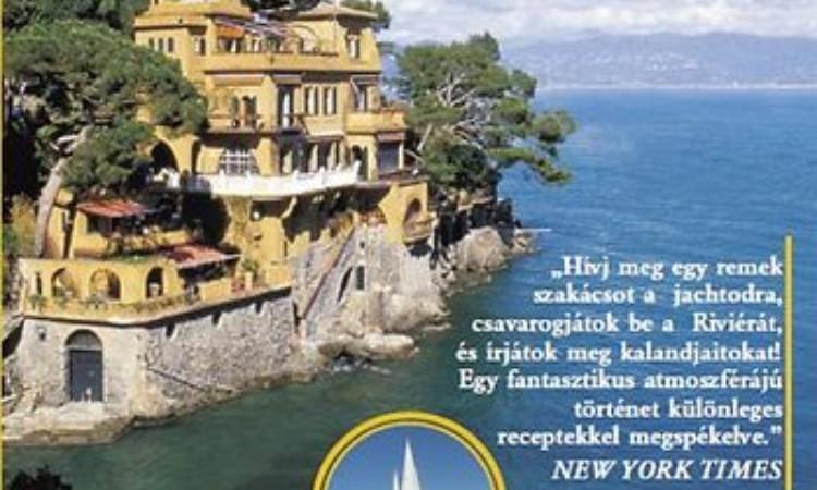 David Shalleck; Erol Munuz: Mediterrán nyár - Egy nyár a francia és az olasz Riviérán