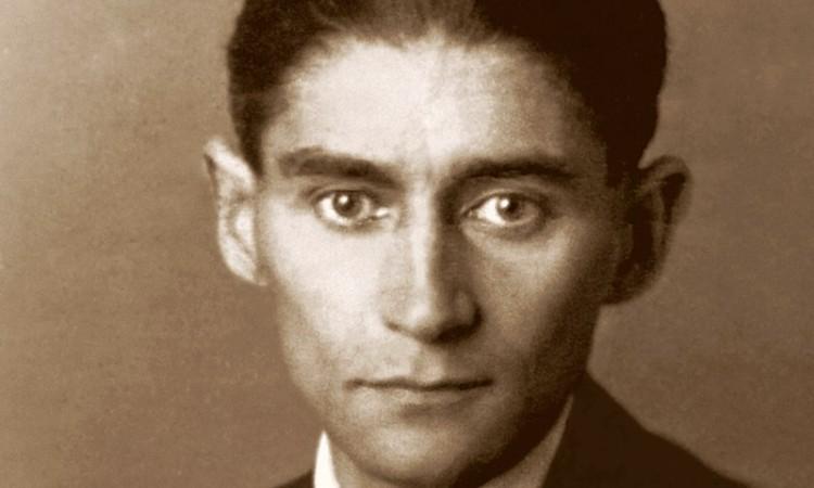 Olvass online! - Franz Kafka 96 évvel ezelőtt hunyt el