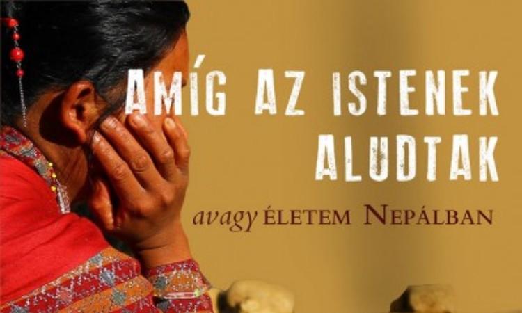 Elizabeth Enslin: Amíg az istenek aludtak - Avagy életem Nepálban