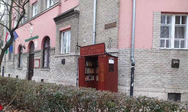 A Wekerlei Könyvtár 2020. 10. 23-25. között ZÁRVA TART.