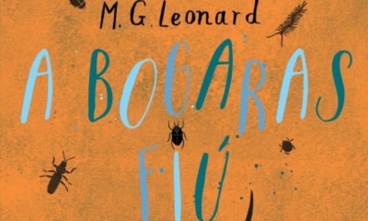 M. G. Leonard: A bogaras fiú