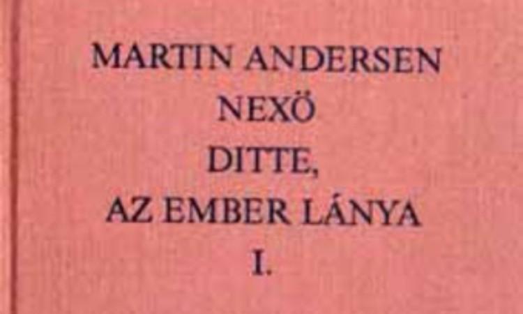 Olvass online! - Martin Andersen Nexø 151 évvel ezelőtt született