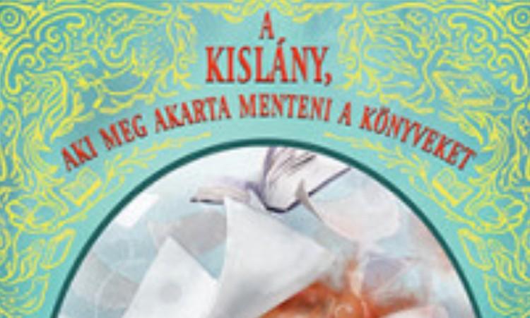 Klaus Hagerup: A kislány, aki meg akarta menteni a könyveket