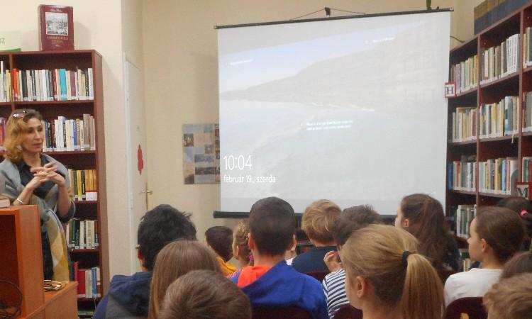 Néprajzi Filmklub kispesti iskolásoknak