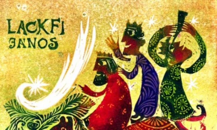 Lackfi János: Karácsonyi vándorok