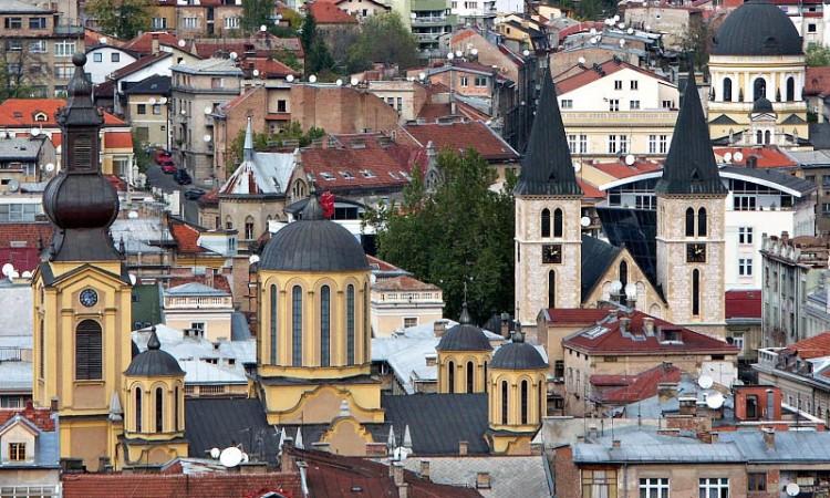 Szarajevó - egy kis ékszerdoboz a Balkán közepén