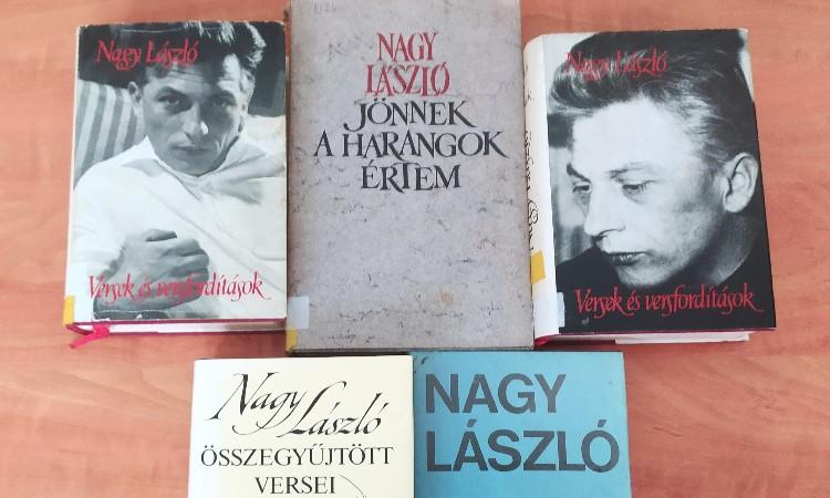 Olvass online! - Nagy Lászlóról és Nagy Lászlótól
