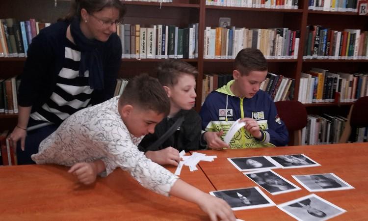 Rendhagyó irodalmi órák a Magyar költészet napján